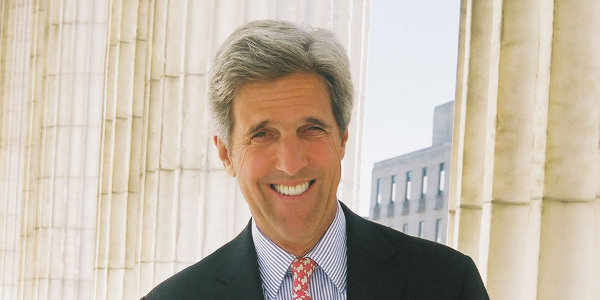 U.S. Secretary of State John Kerry Visits Tunisia