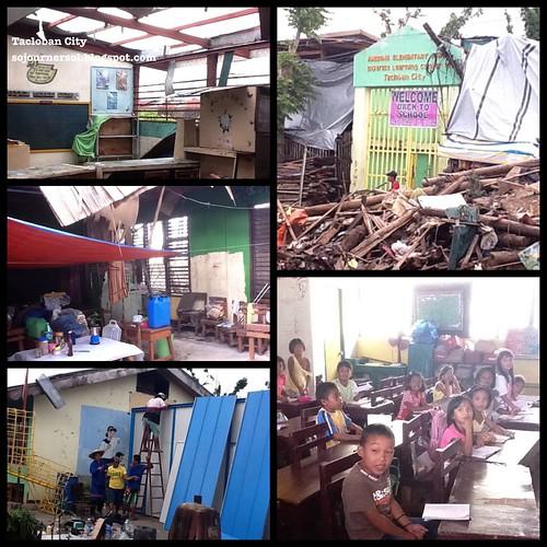 Yolanda4 Anibong School