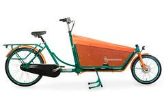 WorkCycles Kr8 Groen Oranje LRC RainC