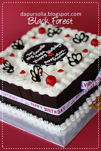 Black Forest Papa Asya