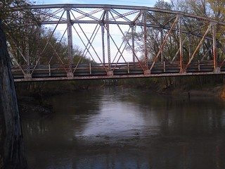 Indiana State Highway Bridge 46-11-1316- Bowling Green IN (4)