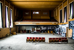 Urbex: Theatre Jeusette