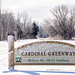 Cardinal Greenway Trailhead