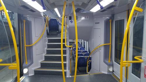 Sydney Trains 'Waratah' Train 20150124_180707