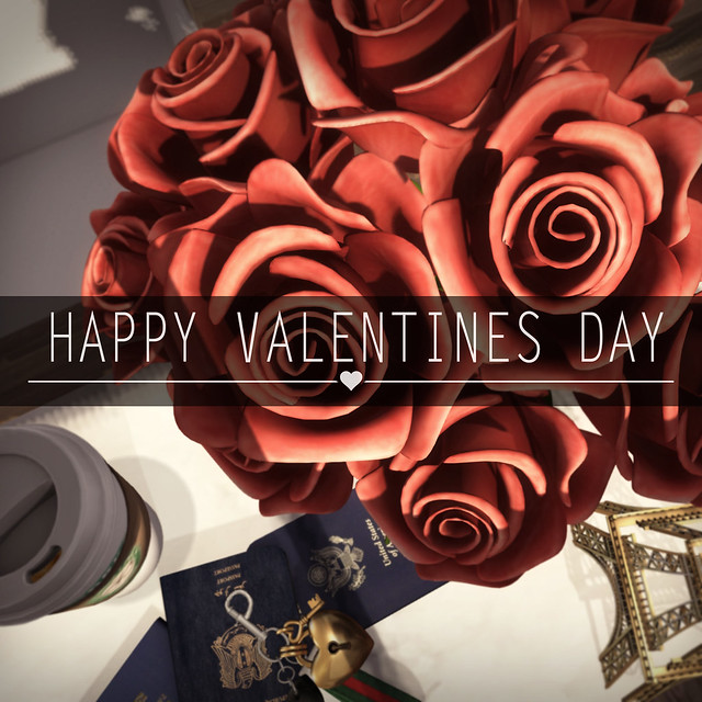 Wishing You All A Happy #valentinesday2015