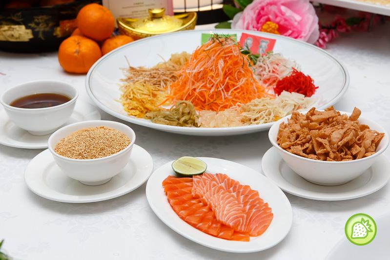 xin cuisine, concorde