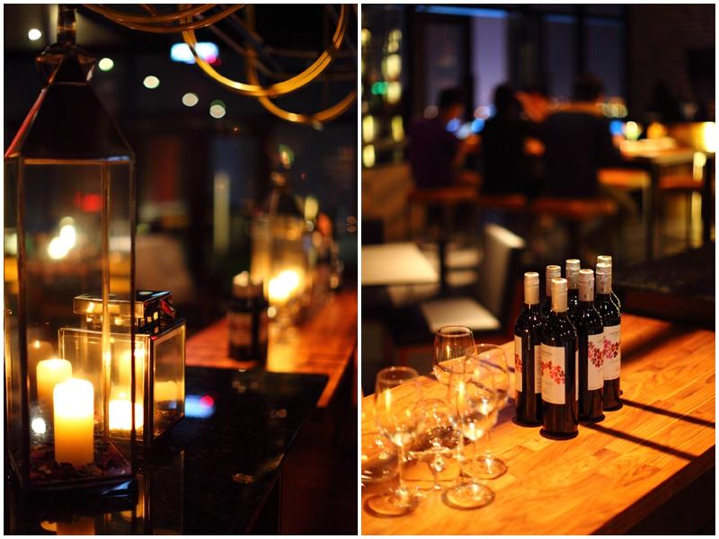 WEIL Hotel The Deck Wine