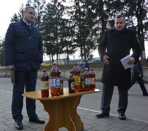 Суд надсепаратистським пивом не відбувся