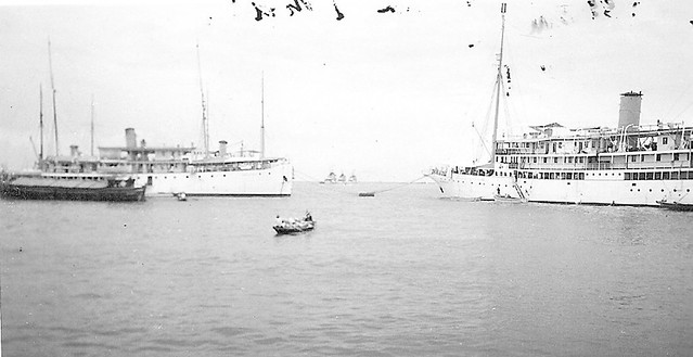 Excursion to Tandjong Priok in the Dutch East Indies on March 2nd 1936