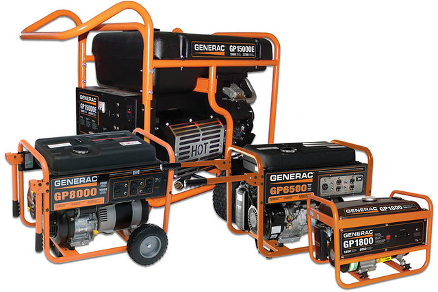Generac posted revenue of US$404 million, an increase of 7.4% a year earlier