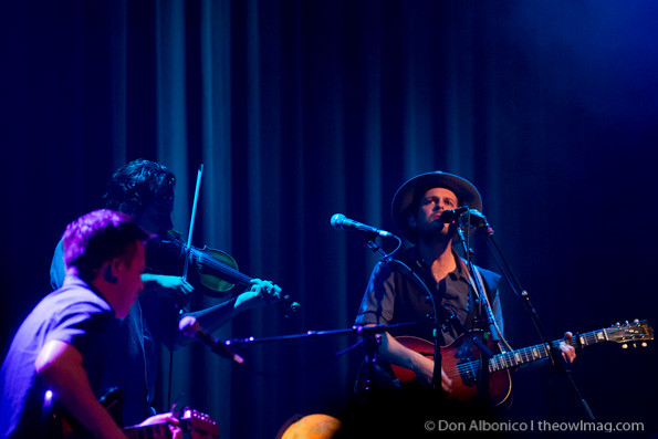 Gregory Alan Isakov @ the Fillmore San Francisco 2/19/15