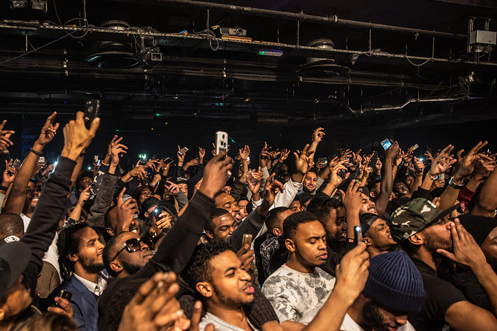 Nipsey Hussle @ O2 Islington Academy, London 01/02/15