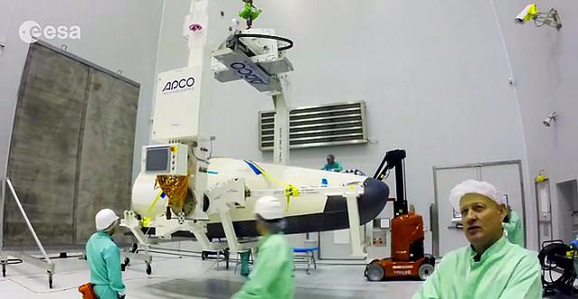 Vehículo eXperimental Intermedio (ixv)