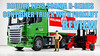 Bruder Toys Scania R-Series Container Truck with Forklift Video Review!