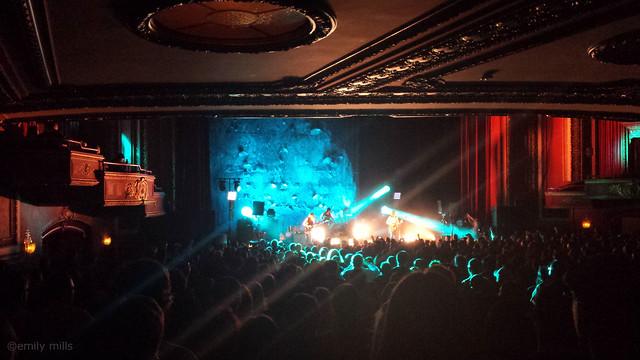 Feb. 15, 2015: Sleater-Kinney