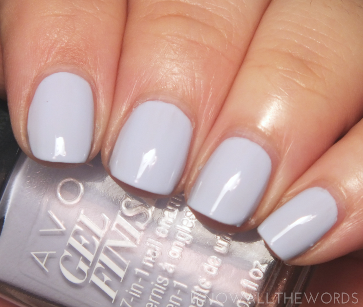 avon gel finish rainwashed