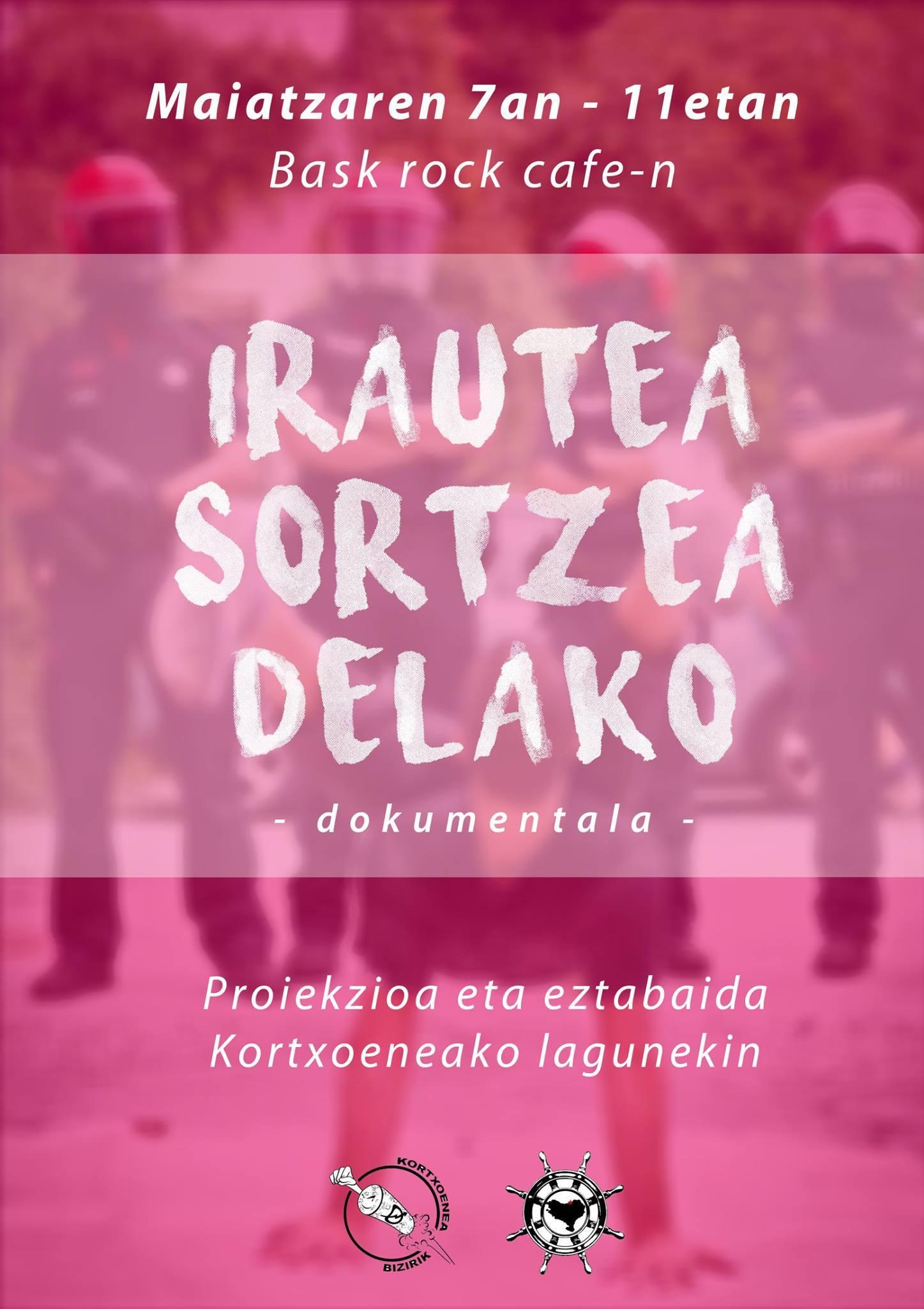 Irautea Sortzea Delako