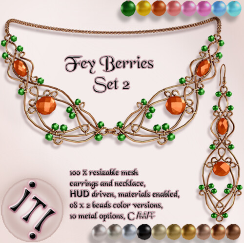 !IT! - Fey Berries Set 2 Image