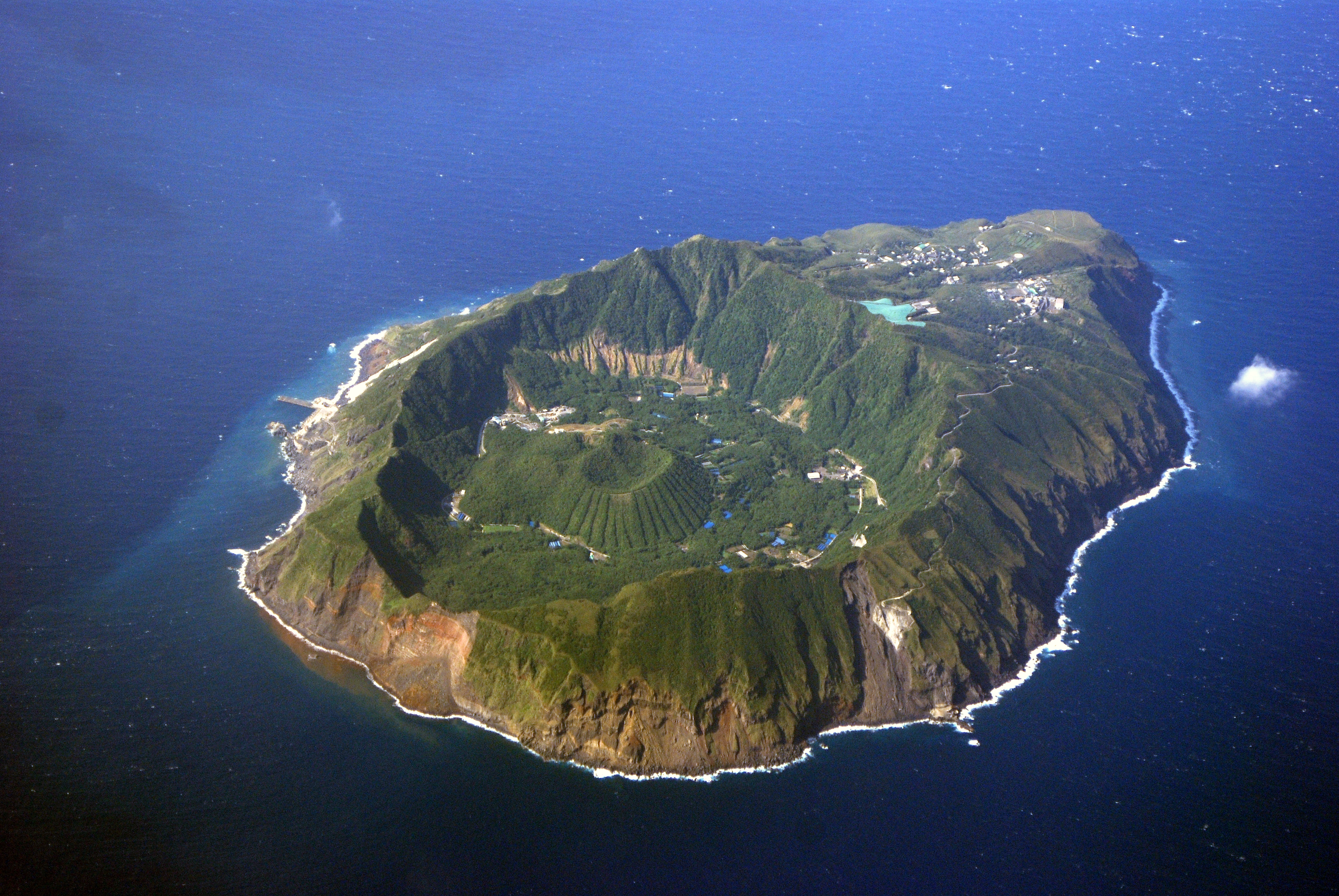 Aogashima Island The Myesterious Isolated Island in Japan Japan