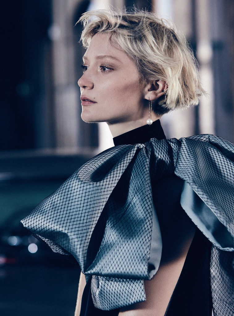 Миа Васиковска — Фотосессия для «Vogue» AU 2016 – 7