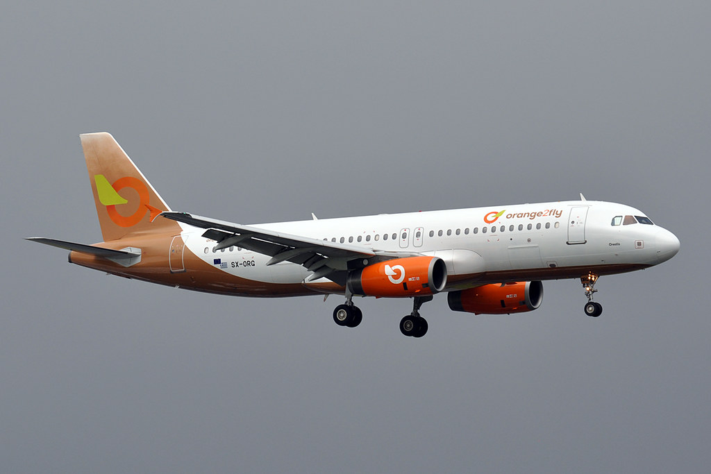 SX-ORG - A320 - Not Available