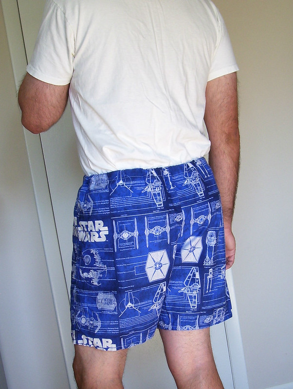 Star Wars pjs by mahlicadesigns