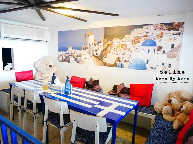 宜蘭蘇澳南方澳情人灣咖啡下午茶餐廳地中海casa (2)