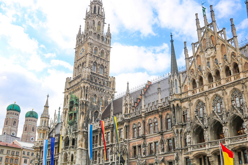 2 days in Munich, Germany