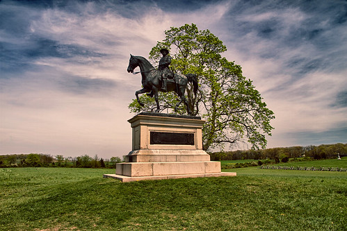 Christmas Tree Hill Gettysburg Pa