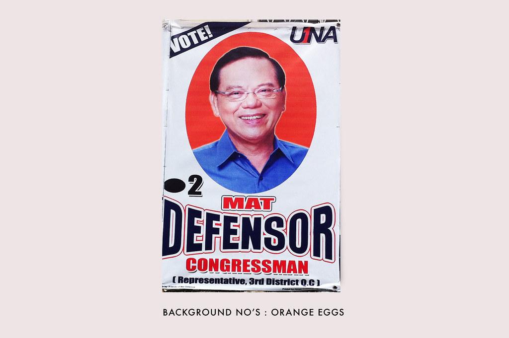 Design Dissection Electoral Campaign Posters R E E S E Y P E A S Y