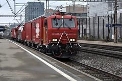 - Schweiz  Bahndienstfahrzeuge  Dic