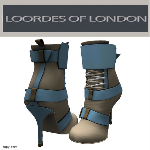 Loordes of London-Callay Boots-T&B
