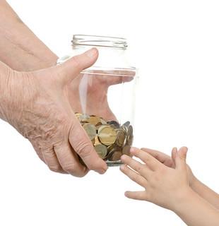 grandparents fund college education