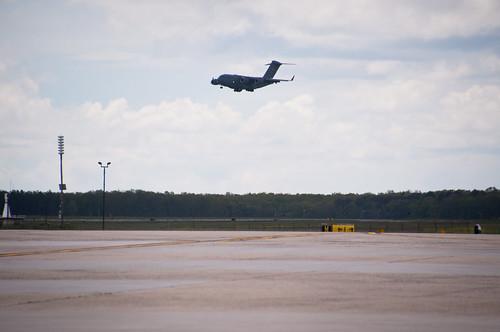 052 landing Scott Fini flight
