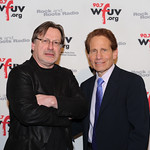 WFUV Gala 2013: Southside Johnny and Dennis Elsas