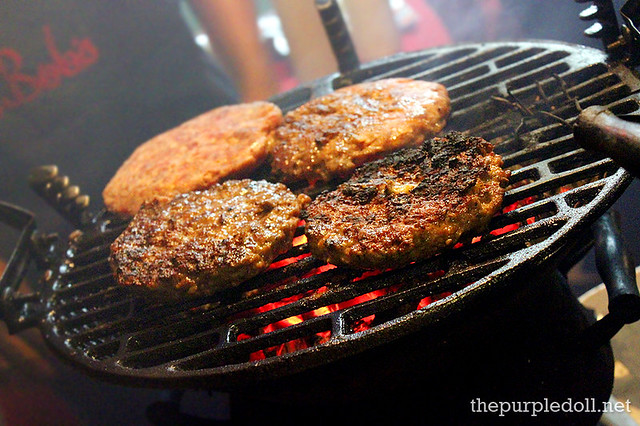 Big Bob's Charcoal Grilled Burgers at Mezza Norte