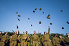 IDF Armored Corps Swearing-In Ceremony