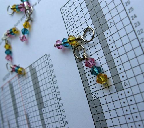 Annie Yarn Stitch Markers
