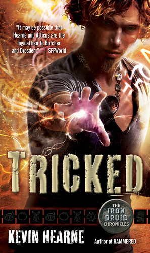 Book 4: TRICKED paperback
