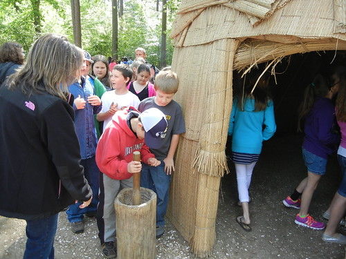 May 3 2013 Clark Jamestown field trip with Lee (4)