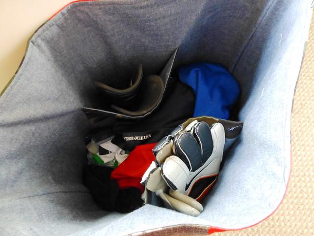 Footie Kit Dumper