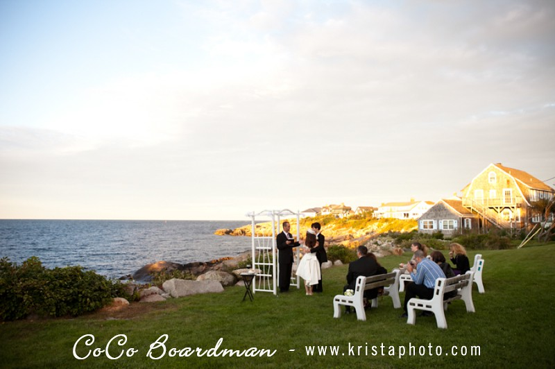 Rockport MA Wedding