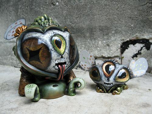 Custom Bubblegut and Crumbeater