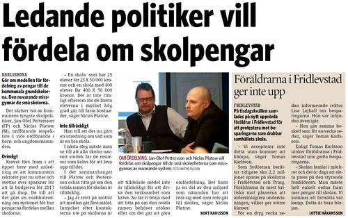 20130515_artikel_sydöstran_omfördelningskolpengar