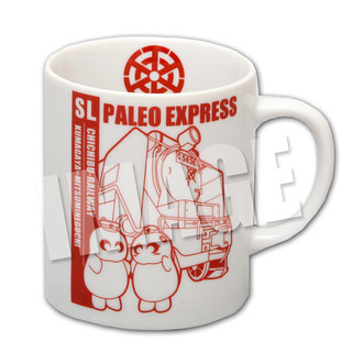 2013わくわく鉄道フェスタ☆パレオエクスプレスのマグカップ