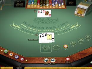 High Streak Blackjack Gold Series