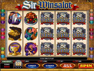 Sir Winsalot<