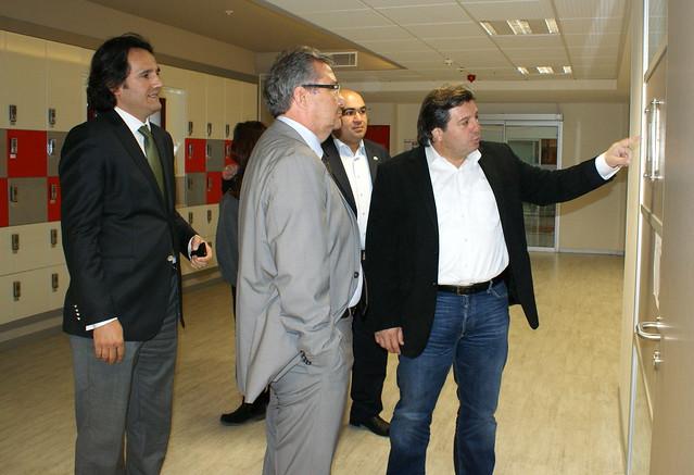 Eğitimci-köşe yazarı Sait Gürsoy Üsküdar Üniversitesi'ni ziyaret etti 2