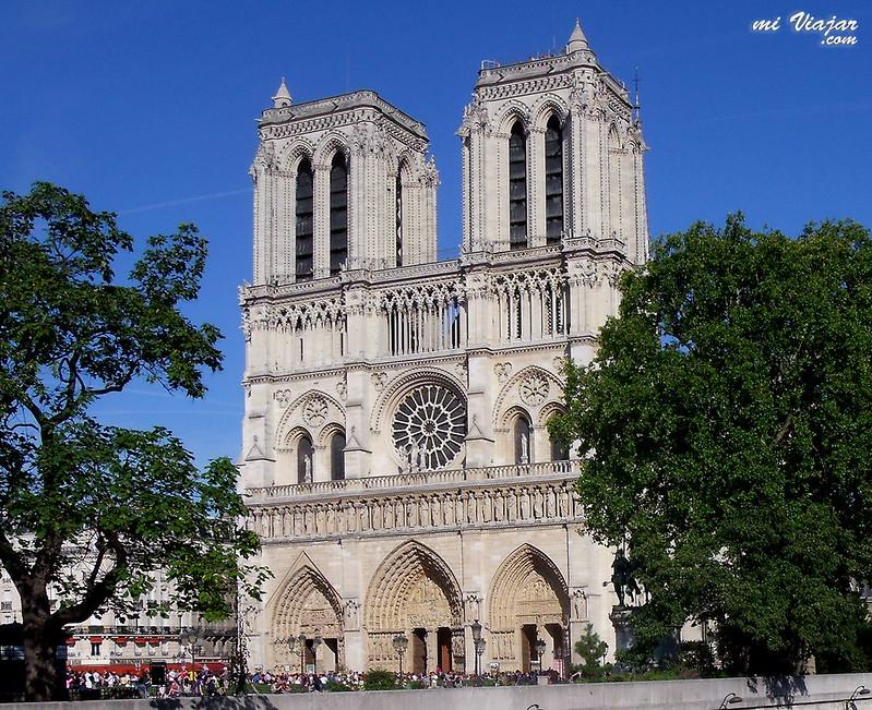 Catedral Nuestra Señora de París