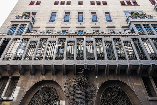 Palau Guëll, Barcelona